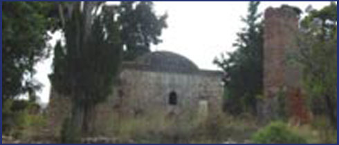 The Small Mosque of Akbeshe Sultan